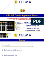 6.CELMA_Apples_Pears_Guide_LED_luminaires_performance_CELMA_ELC_LED_Forum_L+B_18042012