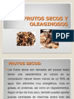 Frutos Secos y Oleaginosos