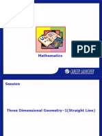 42. 3d Coordinate Geometry-1