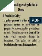 Gravity Dam 91