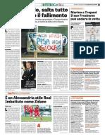 La Gazzetta dello Sport 16-12-2016 - Calcio Lega Pro