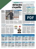 TuttoSport 16-12-2016 - Calcio Lega Pro