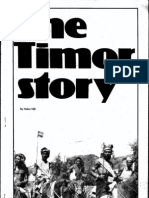 The Timor Story Helen Hill 1976