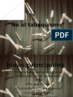 No Al Tabaquismo Info