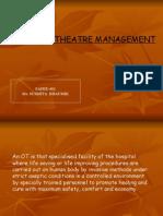 Operation Theatre Management