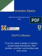 Crime Prevention Basics FA EditsBJA