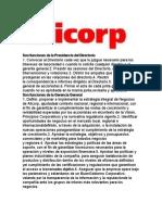 MOF de Alicorp