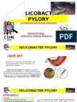 HELICOBACTER PYLORY