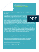Test Resources