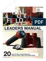 Real Life Field Guide Leader Manual
