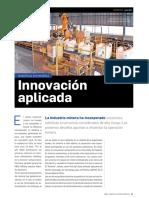 20140801_Robotica en MIneria-Innovacion Aplicada