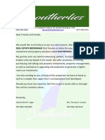 Southerlies Introductory Letters Friends&Fam