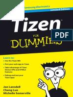 Tizen for Dumnies