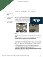 Ingénierie Du Trafic Et Simulation Dynamique