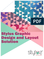 Graphic Design Datasheet