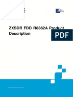 ZTE FDD R8862A Product Description