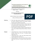 9.2.2 Ep 3 Sk Penetapan Dokumen Eksternal