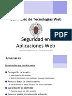 12-Seguridad en Web