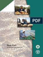 Fertilization Manual Near East