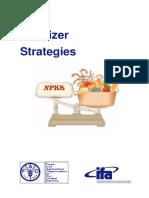 Fertilizer strategies