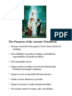 Aaronic Priesthood Manual