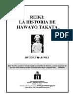 Haberly, H - Reiki, La Historia de Takata
