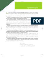 Coleção Cadernos EJA - Professor - 01 Cultura e Trabalho