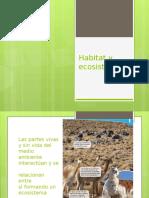 Habitat y Ecosistemas