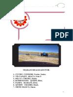 Informe de Hidraulica Fluvial