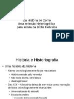 Historiografia e História Na Biblia Hebraica