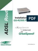 GreatSpeed GS-1540G