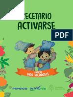 Recetario Activarse