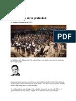 Monjeau-La Ideología de La Gratuidad