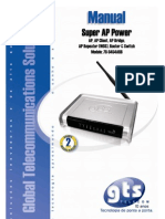 User Guider Superacess Point 78-0454ARB (v1.00) Release4