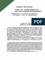 Wittgenstein et les maths bouveresse.pdf