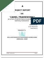 Camel Rating ( Framework) of Four Banks