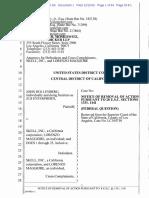 Hollenberg v. Skell - Complaint
