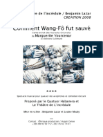 Presentation-comment Wang-fo Fut Sauve