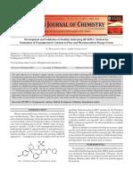 Asian Journal of Chemistry - Taj Pharmaceuticals Ltd.