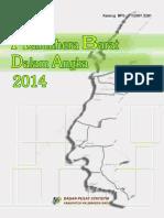 Halmahera Barat Dalam Angka 2014