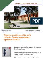 Unicef Sename Familia Paz Canale 2010