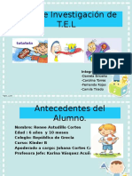 ...Disertacion Caso TEL ...