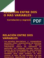 Correlacion de Pearson