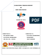 66 kv Substation Report File