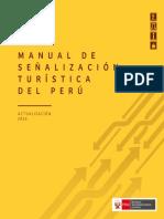Manual Senalizacion Turistica 2016