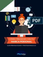 eBook Marca Personal Mailrelay