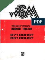 B7100HST WSM Complete