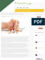 Thyroxine Manufacturers India - Taj Pharmaceuticals Ltd., India