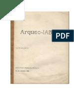 Arqueo IAB