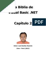 Luis Duenas - La Biblia de Visual Basic NET (Capitulo 2).pdf